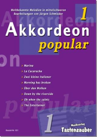 Akkordeon Popular Band 1