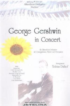 George Gershwin in Concert - Partitur